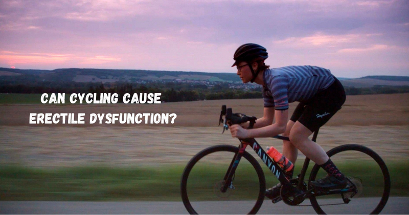 Can Cycling Cause Erectile Dysfunction_