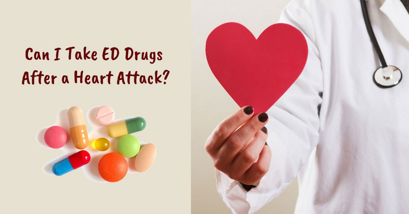 Can I Take ED Drugs After a Heart Attack